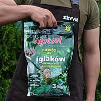 Добриво Argecol Hortifoska для хвойних рослин 3кг, фото 1