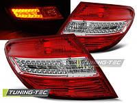 Стопы фонари оптика Mercedes W204
