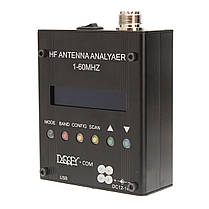 MR300 Цифровой Коротковолновый Антенна Анализатор Метр Тестер 1-60М Для Ветчины Радио-1TopShop, фото 3