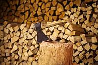 Дрова Колотые. Купить дрова (дуб, яблоня, чирешня, акация). Доставка 5 кубометров Киев