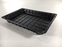 Упаковка пластикова під суші SL331ВL (184*129*22) (50 шт), фото 1