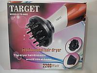 Фен с диффузором профессиональный - Target 8805.