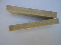Брусок заточной абразивный 25А (электрокорунд белый) БП 100х25х8 10 С