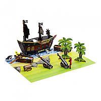 Игровой набор для анимационного творчества Остров Сокровищ Stikbot S2 TST623P, В наличии