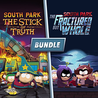South Park: The Stick of Truth + The Fractured but Whole (Тижневий прокат запису)