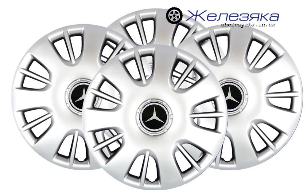 Колпаки на колеса R15 SKS/SJS №312 Mercedes-Benz