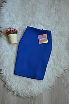 Новая короткая синяя юбка Missguided, фото 3