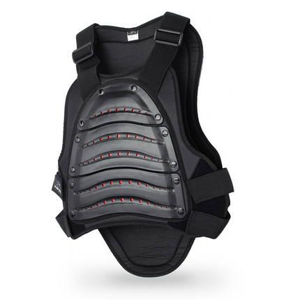 Безопасность Защитной броня Safeguard механизм для CS Tactical Military лыжи велоспорта черных Универсальных -1TopShop, фото 2