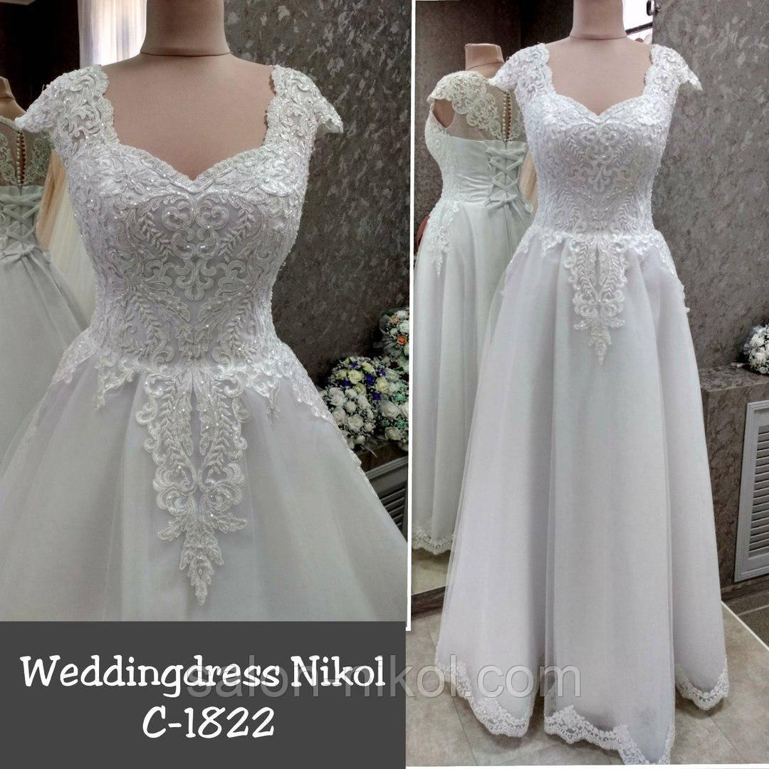 Свадебное платье 1822