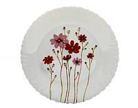Тарелка обеденная 25 см Country Flower 1492g