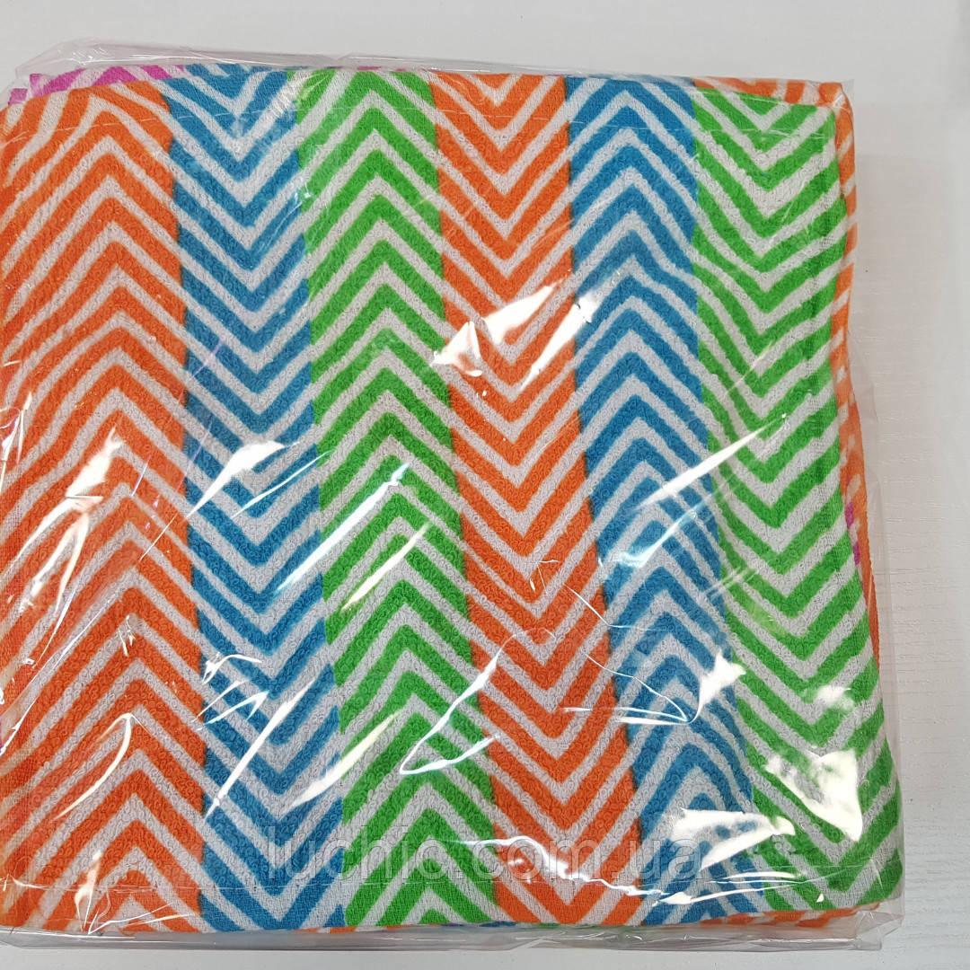 Кухонные салфетки махровые 25×25 20шт в уп.
