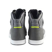 Мужчины короткие Ботинки случайные спортивные мотоцикл езда обувь дышащий серый для Scoyco-1TopShop, фото 2