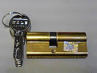Цилиндр замка  Kale 164 SN 90 мм латунь