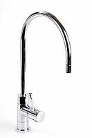 Кран для фильтров воды хром