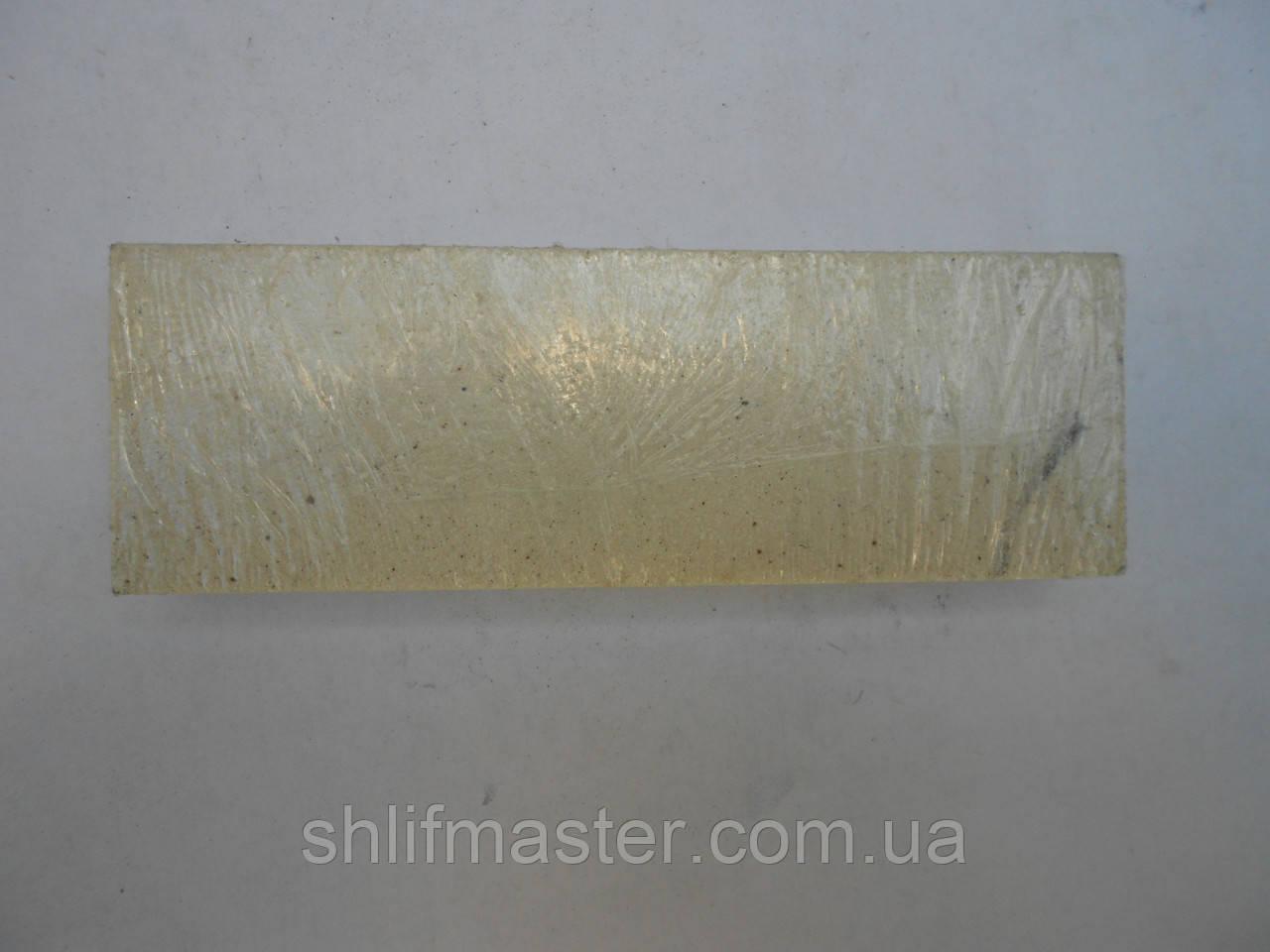 Брусок заточной абразивный 25А (электрокорунд белый) БП 100х35х16 16 СТ