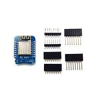 WeMos® D1 mini V2.2.0 Совет по развитию интернет-инфраструктуры WIFI на базе ESP8266 4MB FLASH ESP-12S Chip 1TopShop