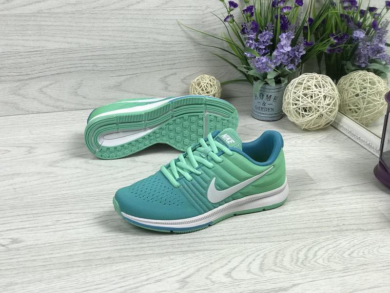 7b0979f5 Женские кроссовки в стиле Nike Air Max, мятного цвета / кроссовки Найк Аир  Макс,