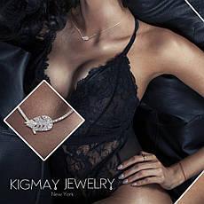 "Серебряная подвеска Kigmay Jewelry ""Дубовый лист"", фото 3"