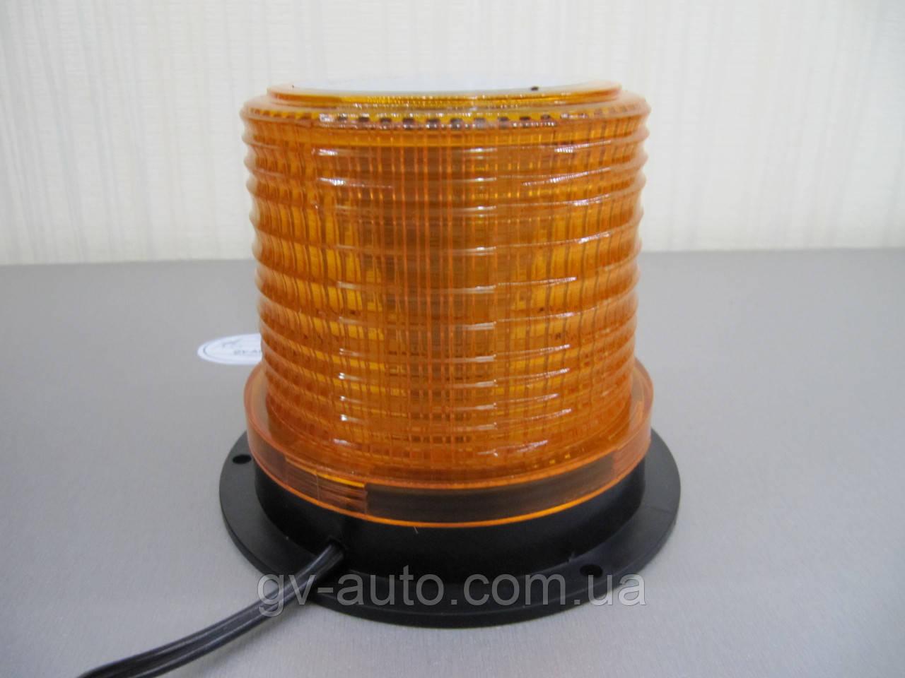 Разрешение на оранжевый проблесковый маячок