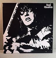 CD диск Suzi Quatro - Your Mamma won't Like Me
