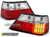 Стопы фонари тюнинг оптика Mercedes W124 sedan