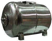 Гидроаккумулятор водоснабжения 50л горизонтальный нержавейка
