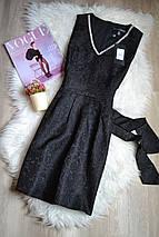 Новое черное фактурное платье Mela из каталога New Look, фото 3