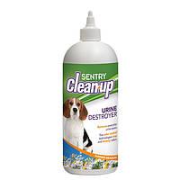 Разрушитель запаха мочи Sentry Clean-Up Urine Destroyer для собак и котов, 50 мл