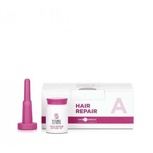 "Hair Company Double Action Відновлюючий лосьйон ""А"" 10х10мл"