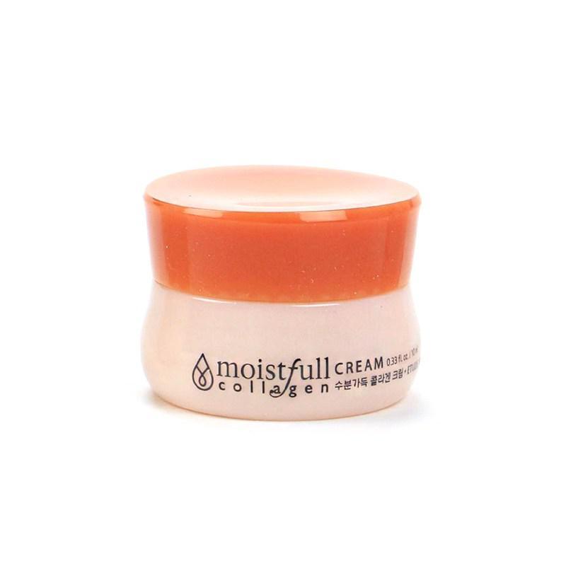 Увлажняющий крем с коллагеном Etude House Moistfull Collagen Cream миниатюра 10 мл