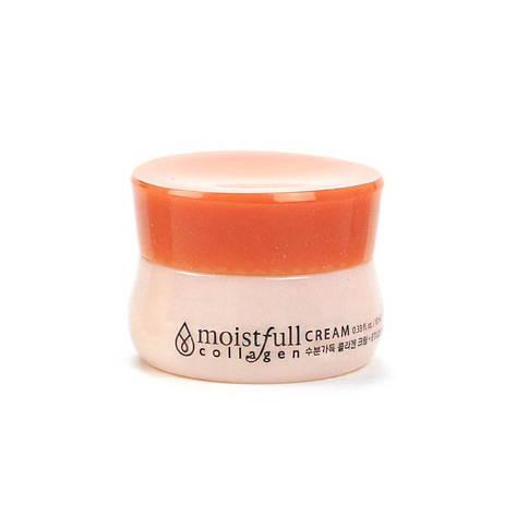 Увлажняющий крем с коллагеном Etude House Moistfull Collagen Cream миниатюра 10 мл, фото 2