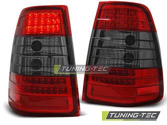 Стопи ліхтарі тюнінг оптика Mercedes W124 S124 Combi