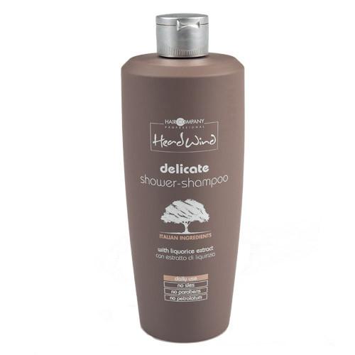 Hair Company М'який шампунь-гель для душу з екстрактом італійської солодки Hair Company