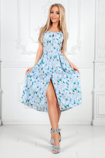 Платья миди