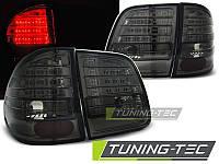 Стопы фонари тюнинг оптика Mercedes W210 Kombi