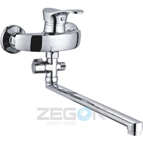 Смеситель для ванны ZEGOR EYB