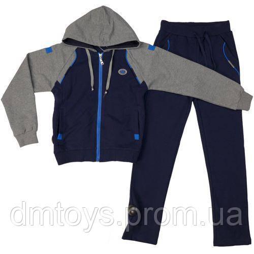 6ffac13e Спортивный костюм TigaBear 85426, Синий, 158, 158 - Детский мир в Киеве