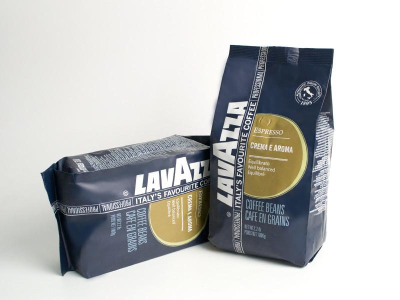 Выпей чашку кофе Lavazza - сделай день за окном ярче