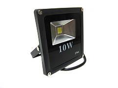Светодиодный прожектор LAMP 10W IP66 4012 Черный (sp2868)