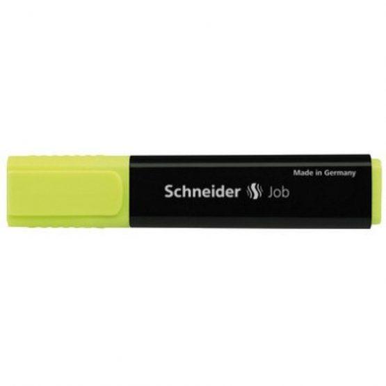 Маркер текстовий Schneider Job жовтий S1505
