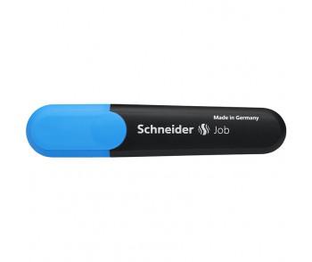 Маркер текстовый Schneider Job, голубой S1503