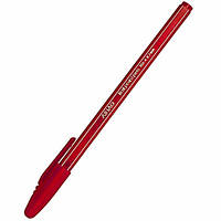 Ручка шариковая Aihao AH-555, красная