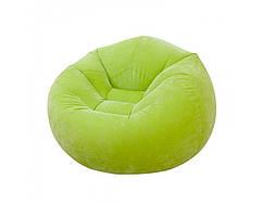 Надувное кресло Intex 68569 Green (gr006693)