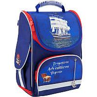 """Рюкзак школьный каркасный трансформер"""" Kite Sea adventure K18-500S-2"""