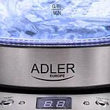 Чайник adler ad 1247 с подогревом до заданной температуры (терморегулятор), фото 2