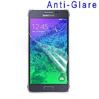 Защитная пленка для Samsung Galaxy Alpha G850F G850A матовая
