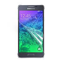 Защитная пленка для Samsung Galaxy Alpha G850 глянцевая