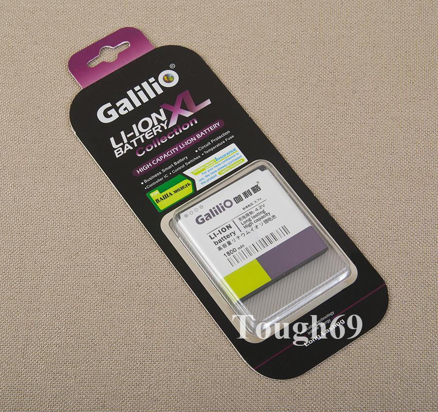 Аккумулятор GaliliO ZTE V880 1250 mAh ZX-V880