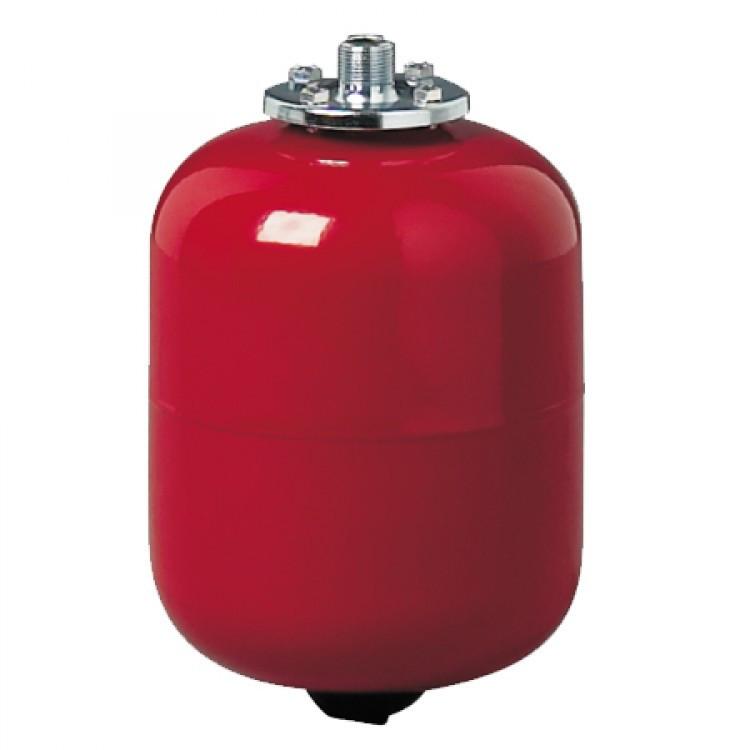 Бак расширительный для систем отопления 24 л круглый EUROAQUA