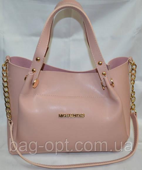 Жіноча пудра сумка MK (24*31*15)